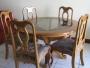 Venta de muebles de madera de Sarchi