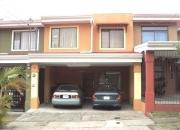 Rincón verde ii, san pablo, heredia, 2 plantas se vende casa