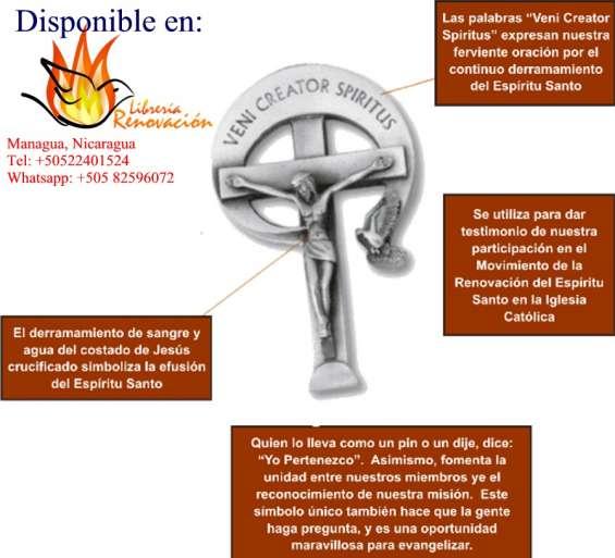 La cruz de la renovación carismática católica