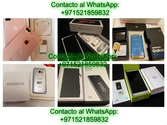 Iphone 7 plus y iphone 6s plus y samsung s7 edge y z5 compact y htc 10