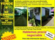 Propiedad en guanacaste con 2 casas