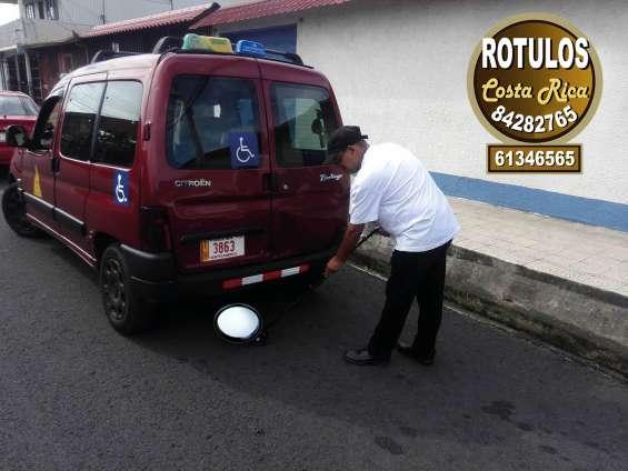Espejos para revision de vehículos 84282765