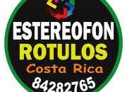 Estereofon Costa Rica 8428-2765