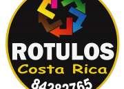 RÓTULOS SEÑALIZACIÓN VIAL EN COSTA RICA 8428-2765