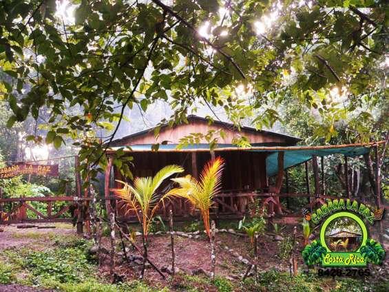 Cabaña la paz en costa rica 8428-2765